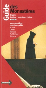 Maurice Colinon - Guide des monastères - France, Belgique, Luxembourg, Suisse.
