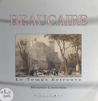 Maurice Contestin et Jean-Marie André - Beaucaire.