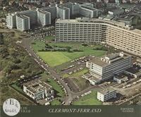 Maurice Coulet et Gaston Dastugue - Clermont-Ferrand : la Faculté dans sa ville.