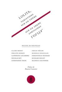Maurice Couturier - Lolita, variations sur un thème.