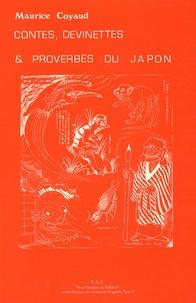 Maurice Coyaud - Contes, devinettes et proverbes du Japon.