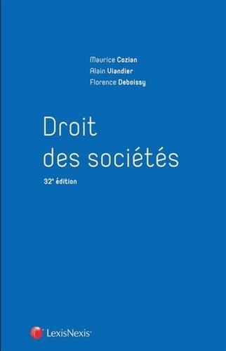Maurice Cozian et Alain Viandier - Droit des sociétés.