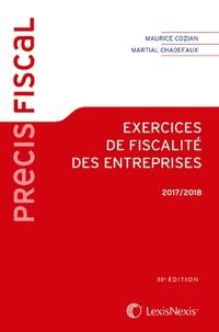 Goodtastepolice.fr Exercices de fiscalité des entreprises Image