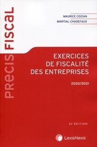 Maurice Cozian et Martial Chadefaux - Exercices de fiscalité des entreprises.