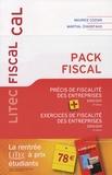 Maurice Cozian et Florence Deboissy - Pack Fiscal - Précis de fiscalité des entreprises, Exercices de fiscalité des entreprises.