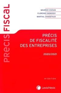 Maurice Cozian et Florence Deboissy - Précis de fiscalité des entreprises.