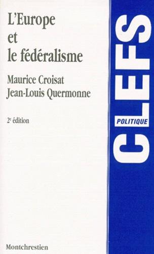 Maurice Croisat et Jean-Louis Quermonne - .