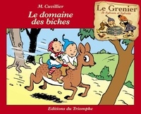 Maurice Cuvillier - Le domaine des biches.