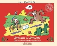 Maurice Cuvillier - Quatre méchants compères.