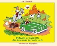 Maurice Cuvillier - Sylvain et Sylvette Tome 25 : A la poursuite de l'auto verte.