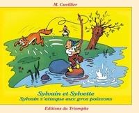 Maurice Cuvillier - Sylvain s'attaque aux gros poissons.