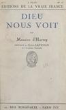 Maurice d'Hartoy et Henri Lavedan - Dieu nous voit.