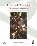 Maurice Darmon - FrederickWiseman - Chroniquesaméricaines.