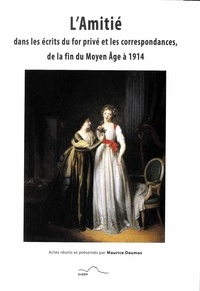 Openwetlab.it L'amitié dans les écrits du for privé et les correspondances, de la fin du Moyen Age à 1914 Image