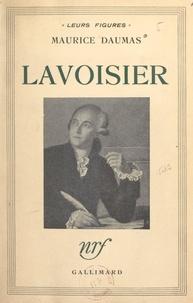 Maurice Daumas - Lavoisier.