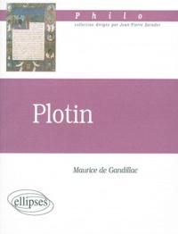 Maurice de Gandillac - Plotin.