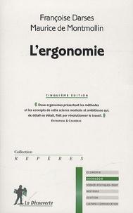 Maurice de Montmollin et Françoise Darses - L'ergonomie.