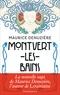Maurice Denuzière - Montvert-les-Bains.