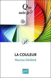 Maurice Déribéré - La couleur.