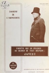 Maurice Descotes - Enquête sur un policier au-dessus de tout soupçon : Javert.