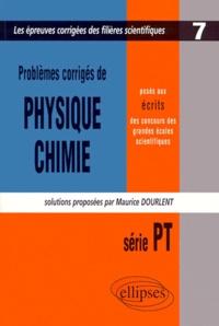 Problèmes corrigés de physique chimie série PT.pdf
