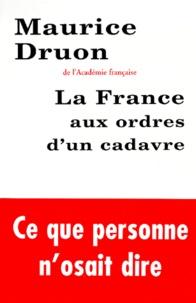 La France aux ordres dun cadavre.pdf