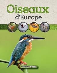 Maurice Dupérat - Oiseaux d'Europe.