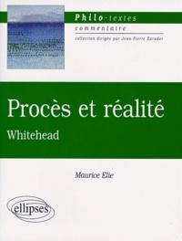 Lemememonde.fr PROCES ET REALITE. - Whitehead Image