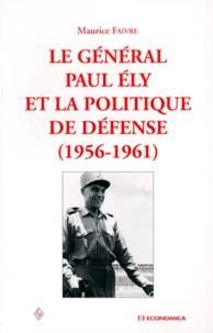 Maurice Faivre - .