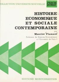 Maurice Flamant - Histoire économique et sociale contemporaine.