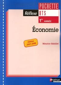 Maurice Gabillet - Economie BTS 1e.
