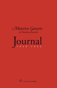 Maurice Garçon - Journal (1939-1945).