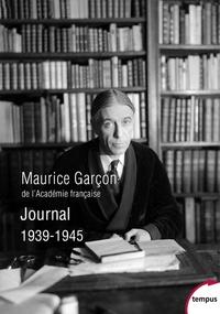 Journal (1939-1945) - Maurice Garçon | Showmesound.org