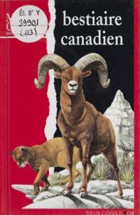 Maurice Genevoix - Bestiaire canadien.
