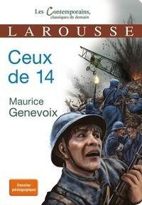 Maurice Genevoix - Ceux de 14.