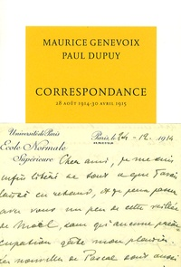 Correspondance - 28 août 1914 - 30 avril 1915.pdf