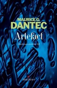 Maurice Georges Dantec et Maurice G. Dantec - Artefact - Machines à écrire 1.0.