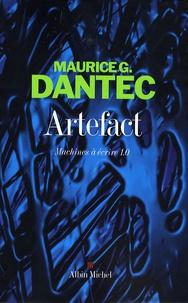 Maurice Georges Dantec - Artefact - Machines à écrire 1.0.