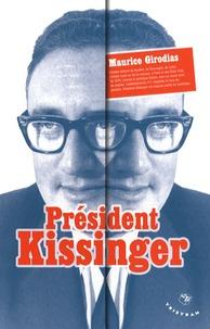 Maurice Girodias - Président Kissinger.