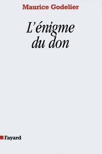 Maurice Godelier - L'Enigme du don.