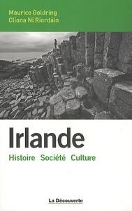 Maurice Goldring et Cliona Ni Riordain - Irlande - Histoire, Société, Culture.