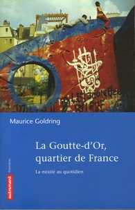 Maurice Goldring - La Goutte-d'Or, quartier de France - La mixité au quotidien.