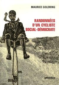 Maurice Goldring - Randonnées d'un cycliste social-démocrate.