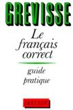 Maurice Grevisse - .