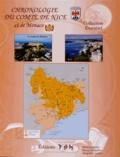 Maurice Griffe et Xavier Deboffles - Chronologie du comté de Nice et de Monaco.