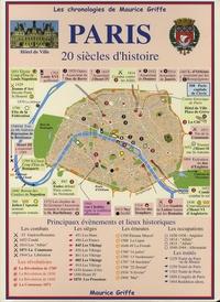 Histoiresdenlire.be Paris - 20 siècles d'histoire Image