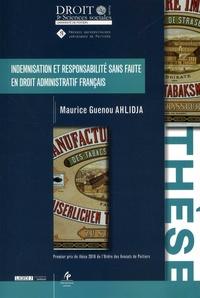 Deedr.fr Indemnisation et responsabilité sans faute en droit administratif français Image