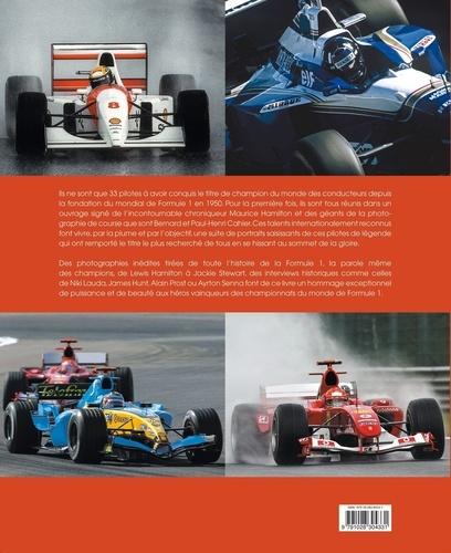 Les champions du monde de F1