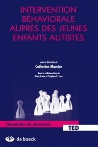 Ucareoutplacement.be Intervention béhabiorale auprès des jeunes enfants autistes Image
