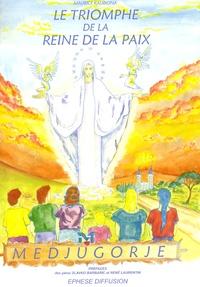 Maurice Kalibiona - Le triomphe de la reine de la paix - Récit des apparitions de la Vierge à Medjugorje.